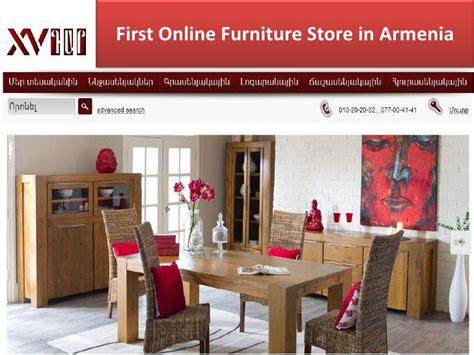 First Online Furniture Store In Armenia