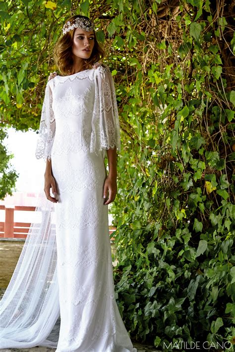wedding dresses matilde cano
