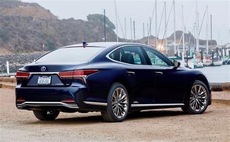 lexus ls 2018 lexus ls to start around 75 000 the torque report
