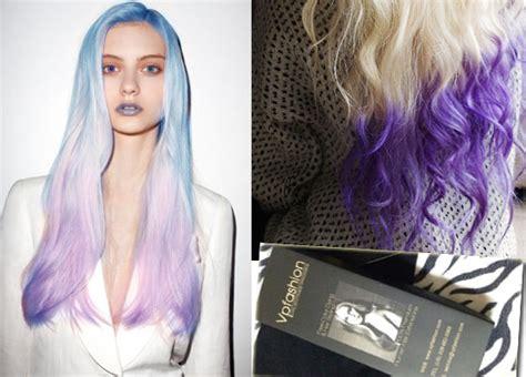 Blue Dip Dye Hair Colors Archives Vpfashion Vpfashion