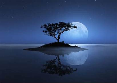 Nature Wallpapers Background Backgrounds Moon Psd Eps