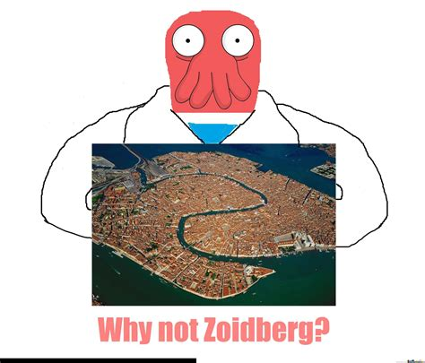 Venice, Italy from above - Why Not Zoidberg by serkan ...