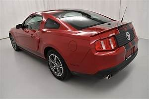 Pre-Owned 2010 Ford Mustang V6 Premium 2D Coupe in Topeka #2YM4045 | Laird Noller Auto Group