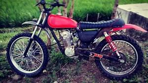 The Legend Honda Gl 100 Cdi 1995 Trail Odong Odong Having