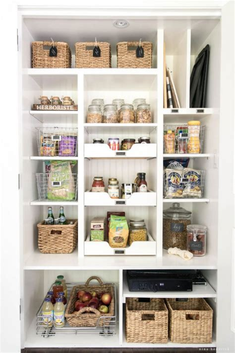 Organizing Pantries Creative Pantry Organizing Ideas And Solutions