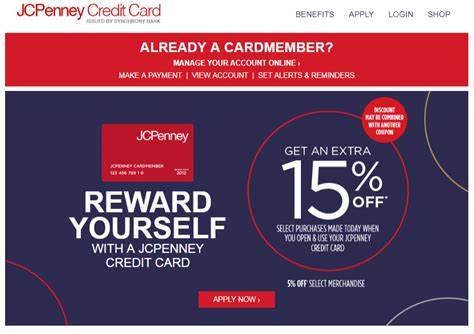 Read user reviews to learn about the pros and cons of this card and see if it's right for you. www.jcpcreditcard.com - Apply For JCPenney Credit Card And Earn Rewards - Iviv.co