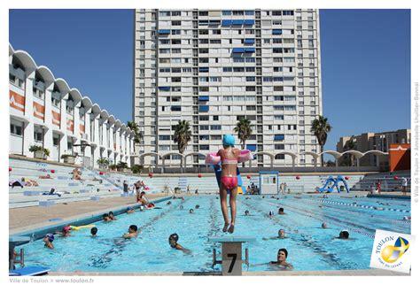 horaire piscine port marchand les piscines municipales site officiel de la ville de toulon