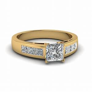 Classic traditional engagement rings for the timless bride ...