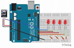 How To Control Leds With An Arduino  Ir Sensor  And Remote