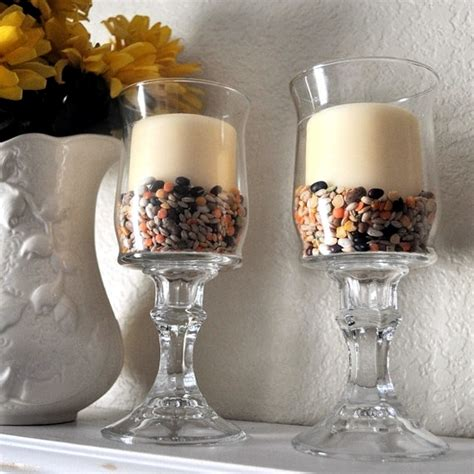 Decorating Ideas Glass Candle Holders by 20 Creative Decorating Ideas To Make Your Own Candle