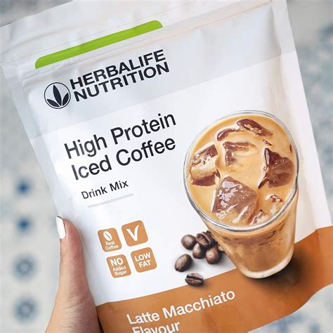 See more ideas about herbalife, herbalife recipes, herbalife shake. Herbalife High Protein Iced Coffee - Latte Macchiato