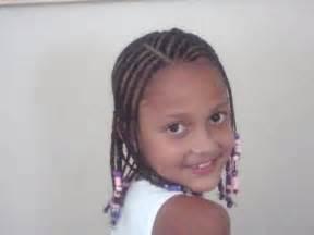 Kids Braid Hairstyle