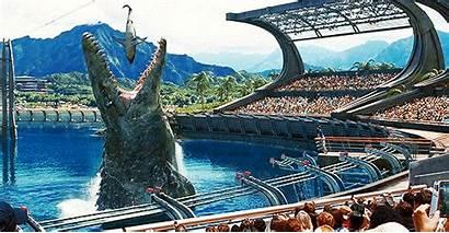 Mosasaurus Feeding Jurassic Fanpop Kingdom Fallen Fan
