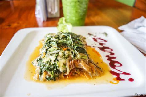 chapeau cuisine food gnocchi lunch food easter island 2015