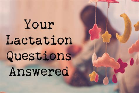 Your Lactation Questions Answered Part 1 Run Like Kale