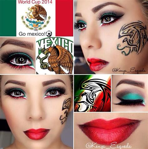 mexican themed makeup  makeupviewco