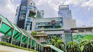 Central World Shopping Complex Novotel Bangkok Siam Square