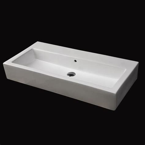 Modern Above Counter Bathroom Sinks by Bathroom Sinks Part 1 Wide Undermount Bathroom