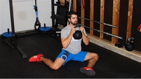 kettlebell drills warm