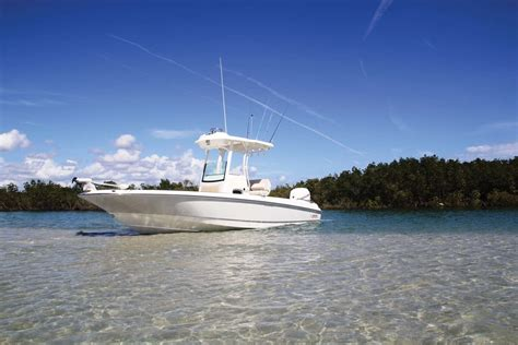 Boston Whaler Boats Website by Boston Whaler Launches 24 Foot Bay Boat Soundings