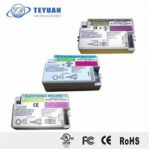 China Electronic Ballast Plc 18w  Ballast 13w Pl Lamp
