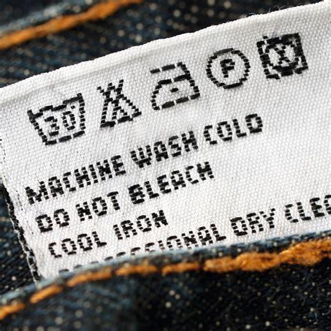 Apģērba kopšanas simboli - vai zini, ko tie nozīmē?   Dieviete