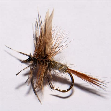March Brown Dry Fly Trout & Grayling Fly Fishing Flies By