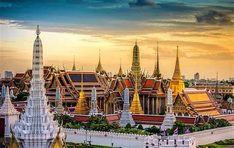 tempat wisata unik menarik bangkok wajib