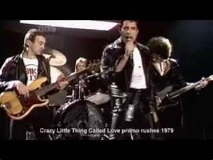Queen Talks about (..AND MAKING OF!!) Crazy Little Thing ...