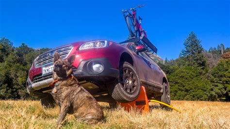adventure review   turned  subaru outback