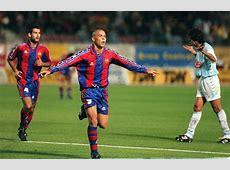 Ronaldo Nazario debuted with FC Barcelona 20 years ago