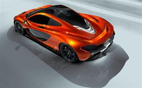 Mclaren P1 Concept 2012 Widescreen Exotic Car Picture #13