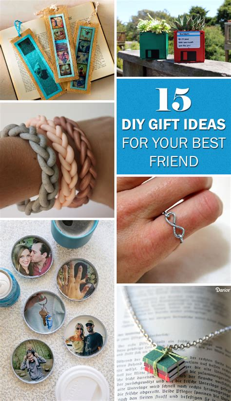 delightful diy gift ideas 15 delightful diy gift ideas for your best friend 31