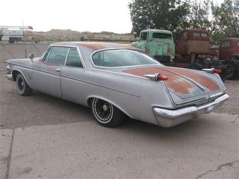 Sell Used 1965 Chrysler Imperial Custom 2d Hardtop Big