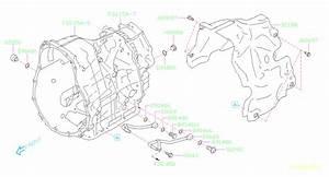 2017 Subaru Outback Plug-transmission Case  Maintenance  Drain - 32126aa010