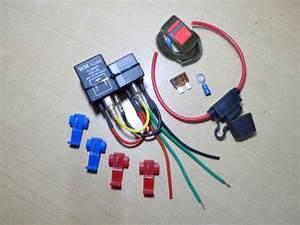 Pre-wired Hazard Kit