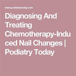 Diagnosing And Treating Chemotherapy