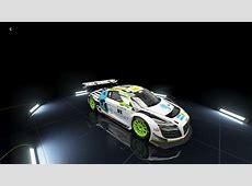 Audi R8 LMS ULTRA Custom Skin #91 RaceDepartment