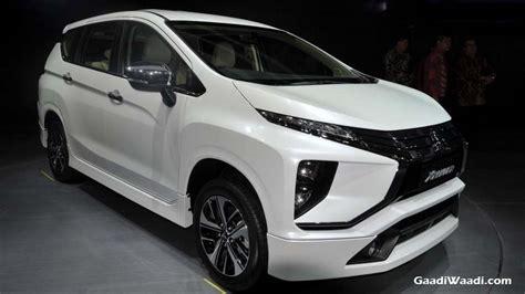 Review Mitsubishi Xpander Limited by Mitsubishi Xpander Mpv Maruti Ertiga Rival Price Engine