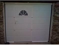 Porte De Garage Pvc Vantaux Porte De Garage Sectionnelle Avec - Porte de garage sectionnelle avec porte garage pvc 2 vantaux
