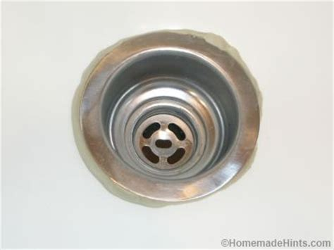 kitchen sink putty how to install a kitchen sink drain basket