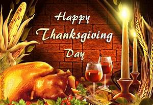 Happy Thanksgiving Day Animated GIF Image 2017    Top best ...