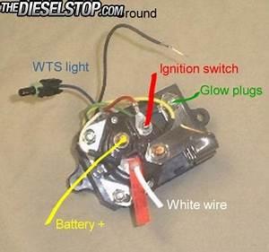 1997 Ford 7 3 Glow Plug Wiring Diagram : 94 250 glow plug relay wiring color codes diesel forum ~ A.2002-acura-tl-radio.info Haus und Dekorationen