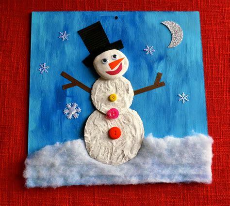 seasonal craft ideas that artist winter projects 2898