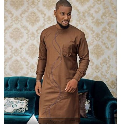 Nigerian Native Wears Pictures African Wear For Men