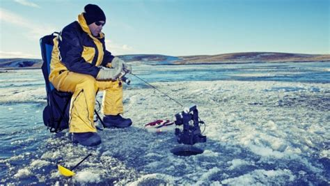 complete ice fishing gear list tackle scout