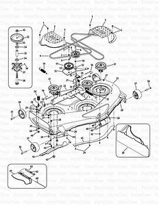 Cub Cadet Ltx 1050 Kohler Engine Diagram