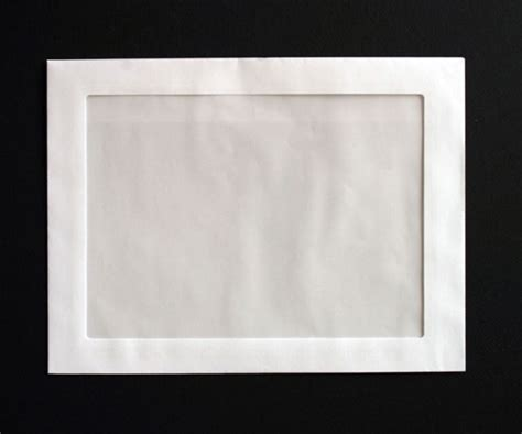 window envelope envelopes printed 4 less view window envelopes