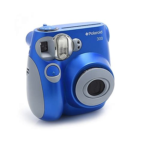 Polaroid 300 Instant Blue by Buy Polaroid Pic 300 Instant In Blue From Bed Bath