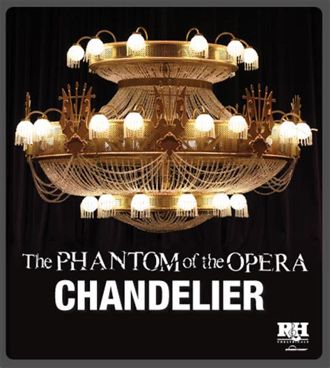 chandelier opera phantom
